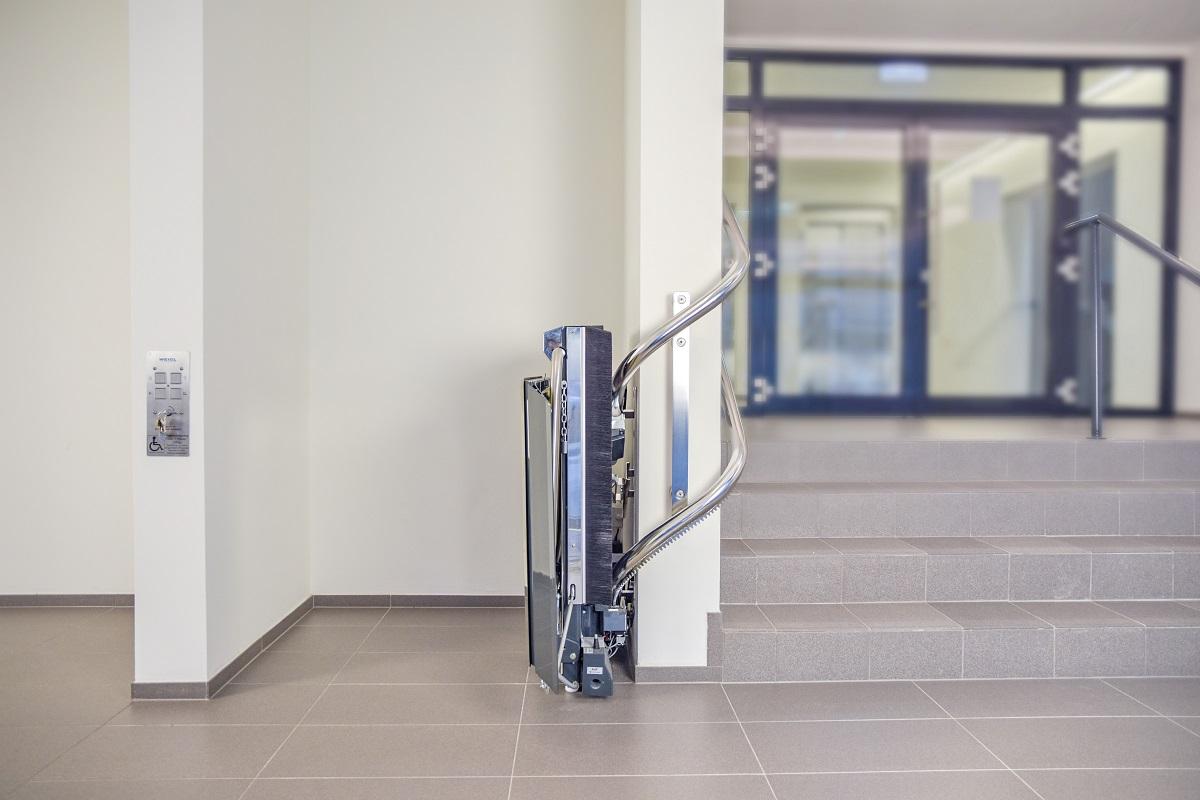 πλατφόρμα σκάλας